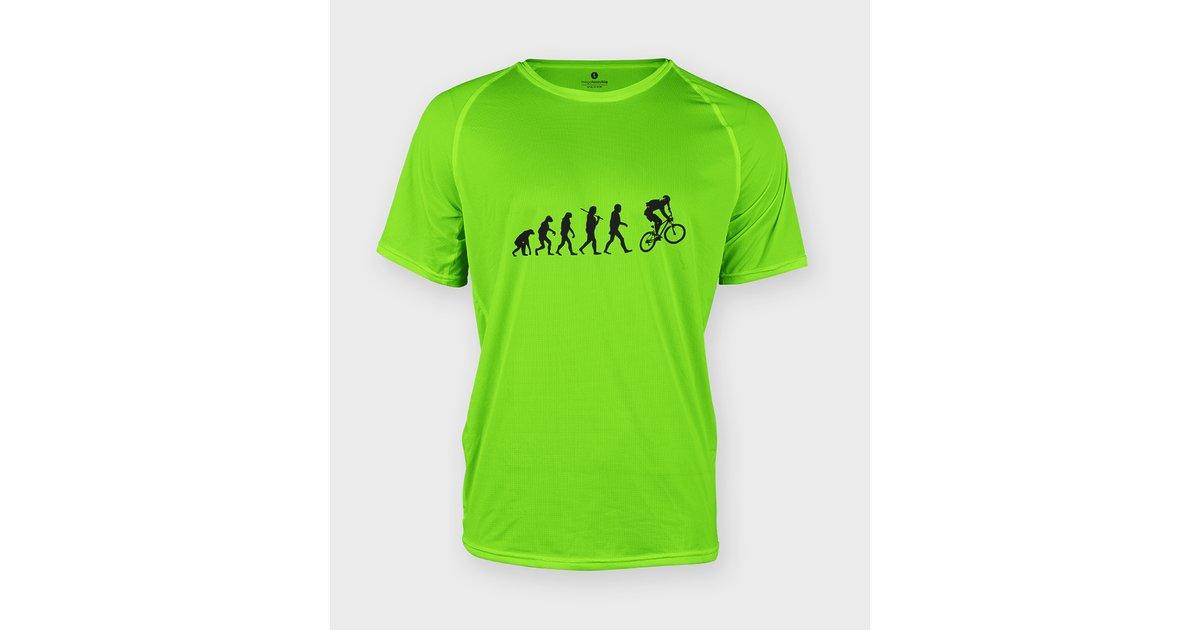 Koszulka sportowa Bike evolution