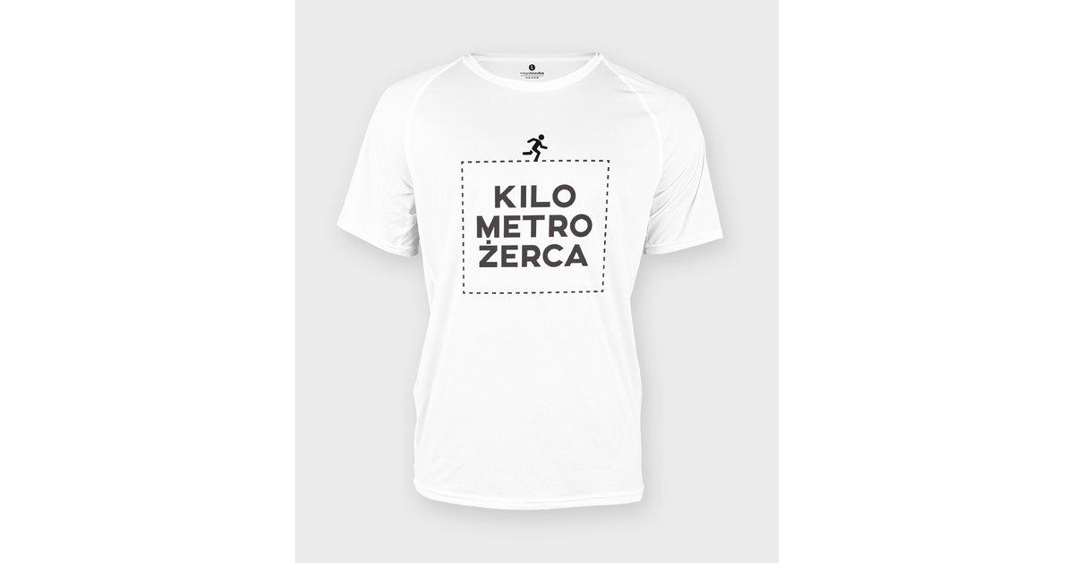 Koszulka sportowa Kilometrożerca