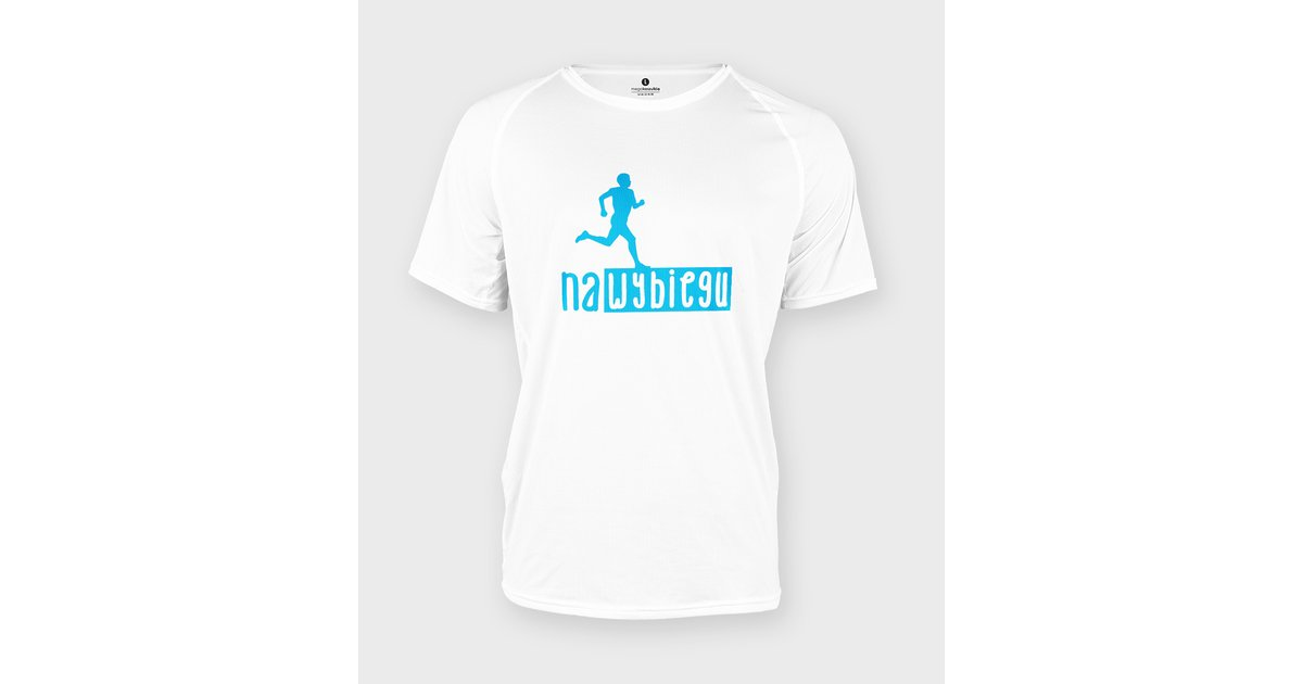 Koszulka sportowa Na wybiegu