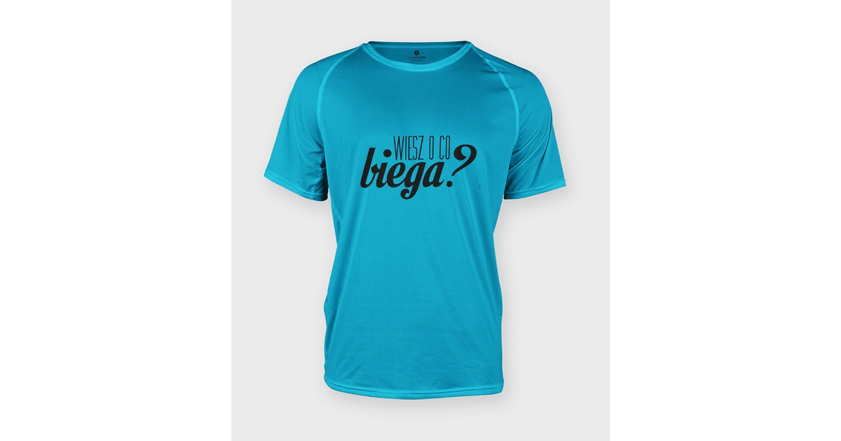 Koszulka sportowa O co biega